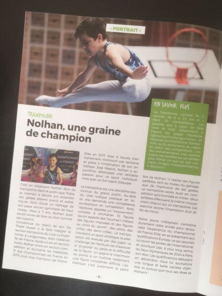 Article Nolhan Feuille de Bois